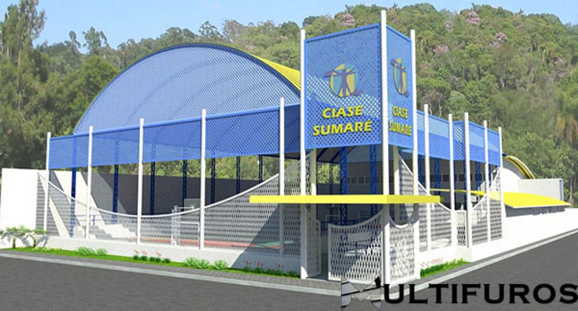 Projeto de Chapas Expandidas para Clube em SP