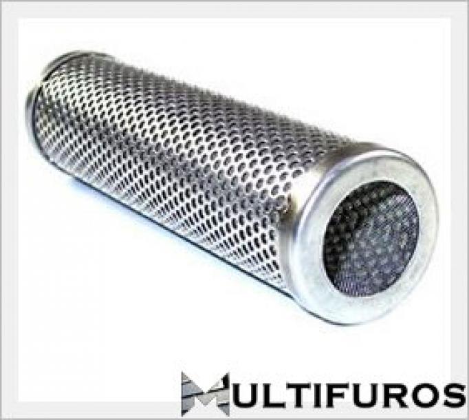 Chapas Perfuradas para filtros em gerais