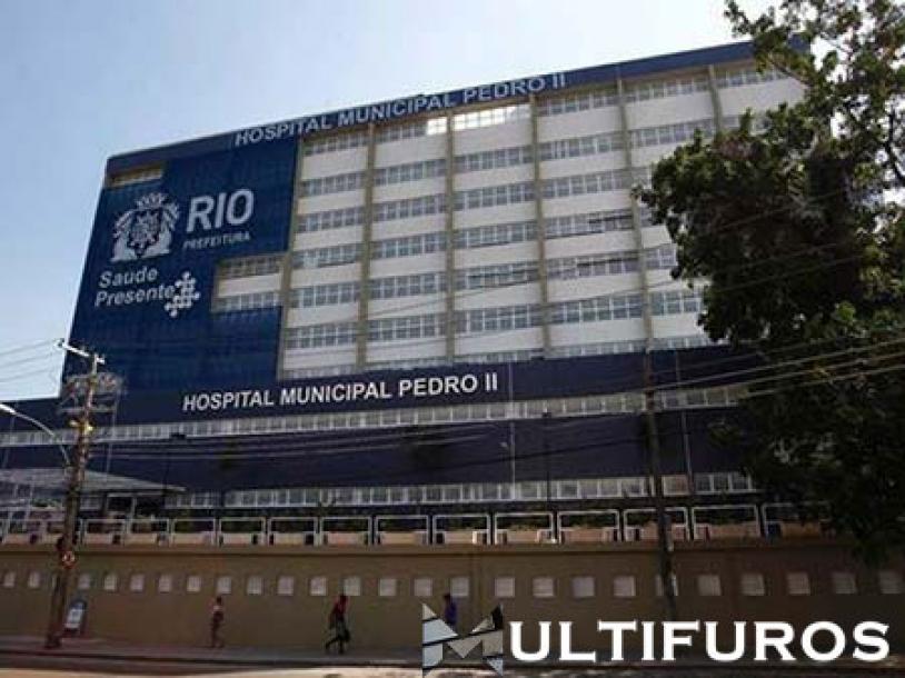 Fachada de Chapas Perfuradas em Hospital Dom Pedro II RJ