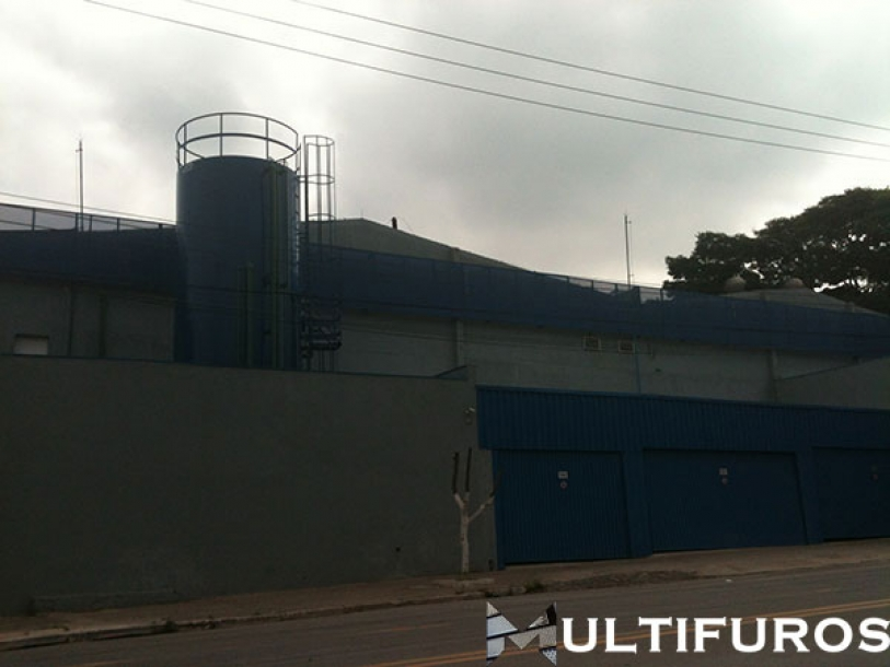 Fachada em Industrias Metalurgica SP